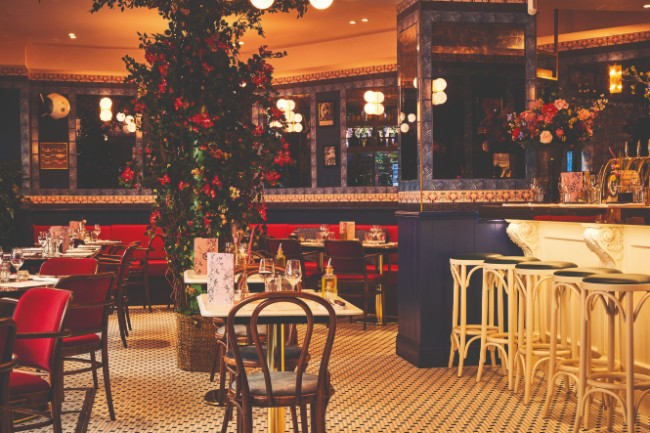 Dining in Paris: Brasserie Bellanger in the 10th Affordable Restaurants