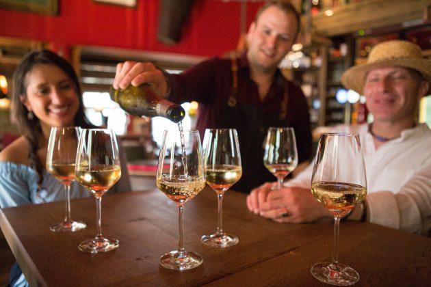 Le Purgatoire Wine bar