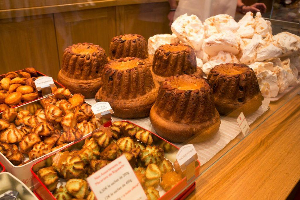 Maison Alsacienne de Biscuiterie, pastries