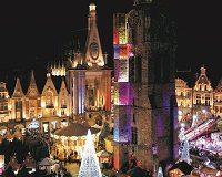 Cité de Noël, Grand'Place - Béthune