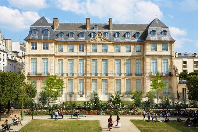 Musée national Picasso-Paris, Fabien Campoverde