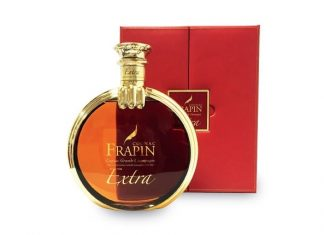 Cognac Frapin France Today competition