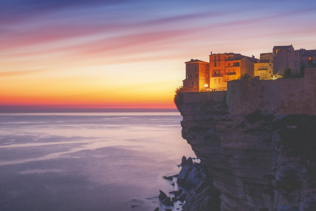 Great <b>Destinations</b>: The Italian Influence on Corsica