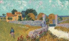 Making Van Gogh exhibition