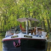 Barge Athos