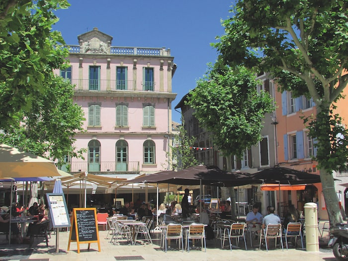 Valence cafe