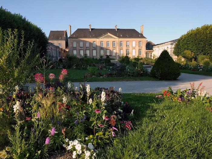 The town hall in Mortagne-au-Perche