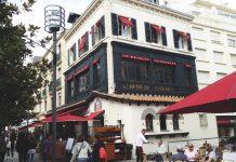 Le Royalty, Biarritz.