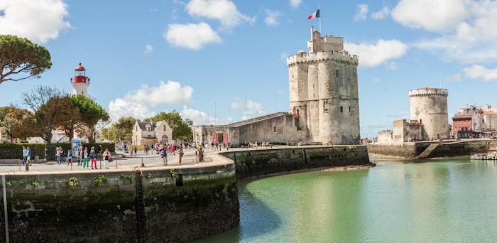 Vieux Port De La Rochelle Côté Ville 223237923 min.