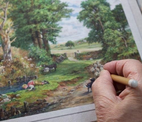 Colin Bradley Art
