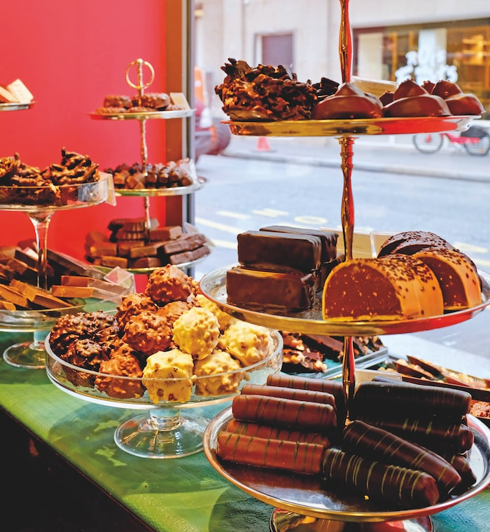 confections at Foucher
