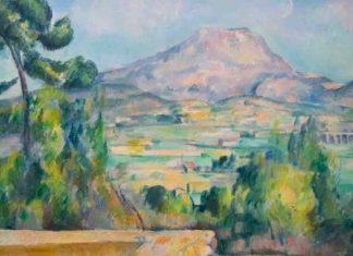 Paul Cézanne, Mont Sainte-Victoire