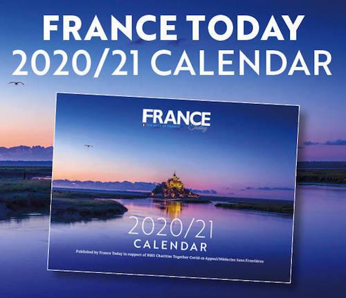 France Today Calendar