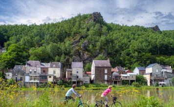 Meuse by bike