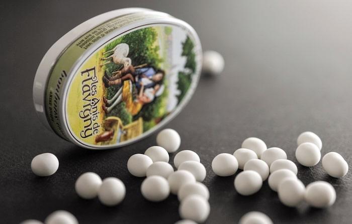Anis de Flavigny sweets