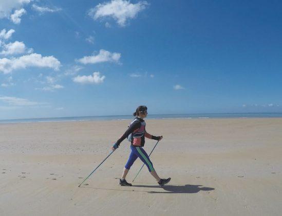 Nordique walking adventure