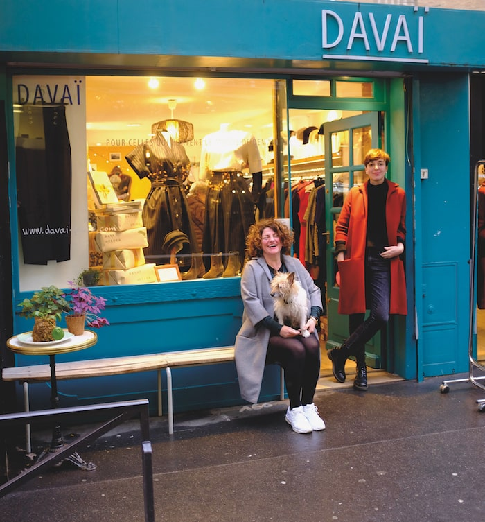 Davai, Rue de la Villette