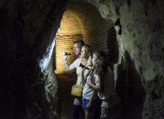 Secrets under the city of Laon