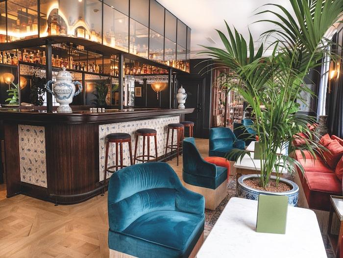 Monte Cristo bar