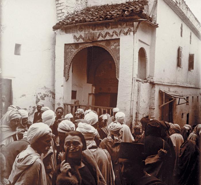 Marie Cuttoli in Algeria, c. 1925
