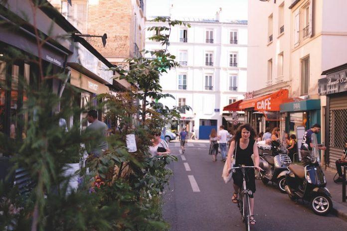 Rue de la Villette