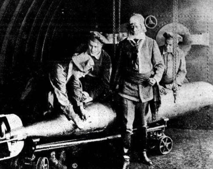 Twenty thousand leagues under the sea, 1916 film