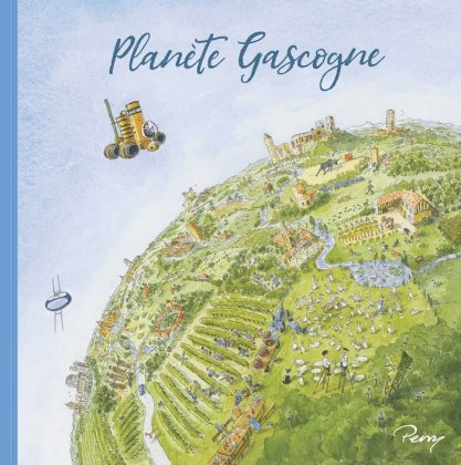 Planete Gasconge, Perry Taylor