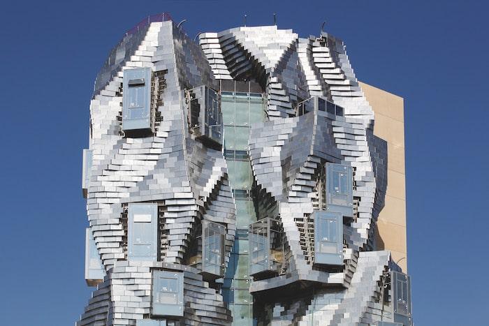 Frank Gehry, skyline building in Arles