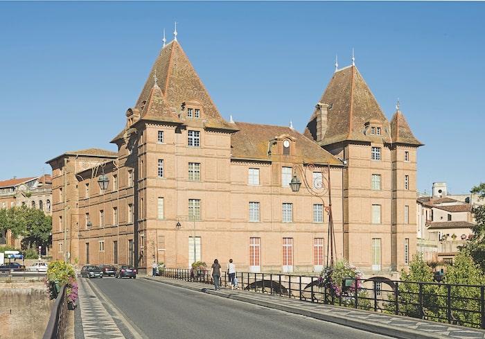 Le Musée Ingres.