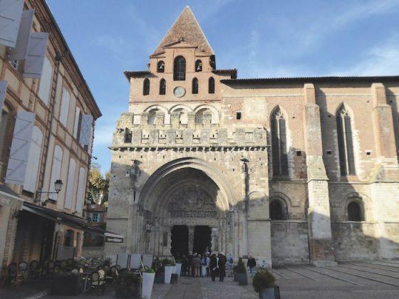 St Pierre, Moissac