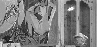 Pablo Picasso in 'La Californie'