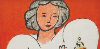 Henri Matisse, La Blouse roumaine, 1940 at Centre Pompidou