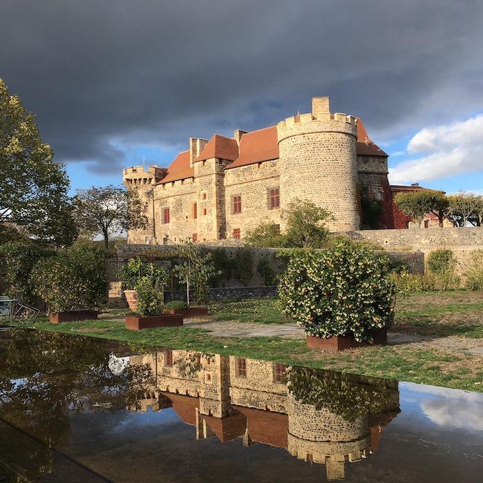 Château de Saint Saturnin