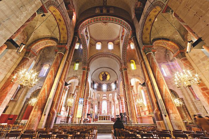 Saint-Julien Basilica, Auvergne