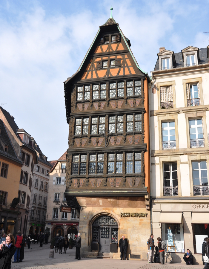 Strasbourg, the City Which Gave France its National Anthem