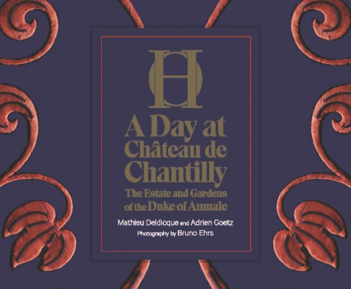 Château de Chantilly book cover