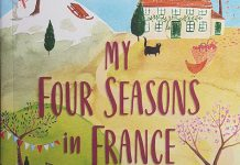 my four seasons book cover
