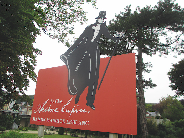In the Footsteps of Gentleman Thief Arsène Lupin