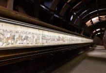 Musée Tapisserie de Bayeux © S.Maurice - Bayeux Museum