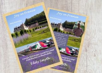 Joy in France book cover