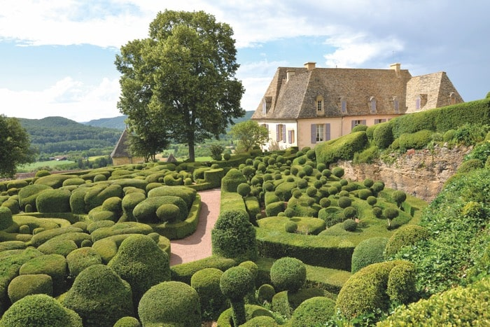 17th Century Chateaux and Gardens