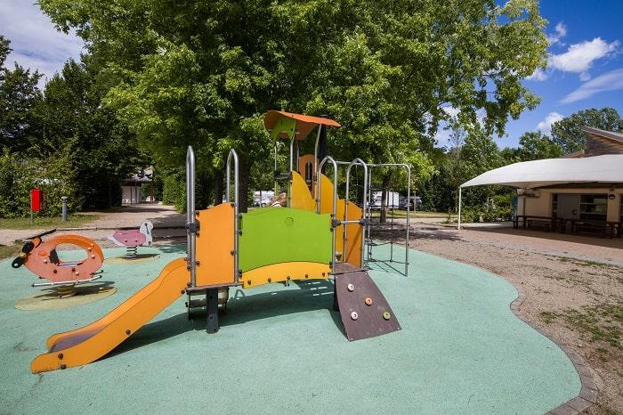 Campsite playground (C) Paul Seners
