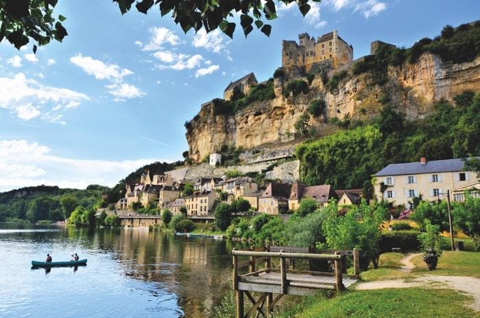 Filming Location Château de Beynac