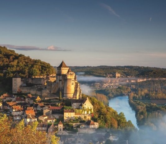 Beynac-eat-Cazenac in the Dordogne