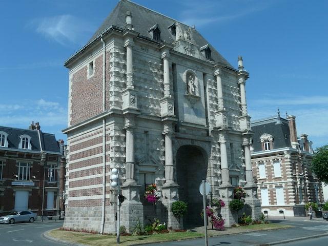 Cambrai Porte Notre-Dame