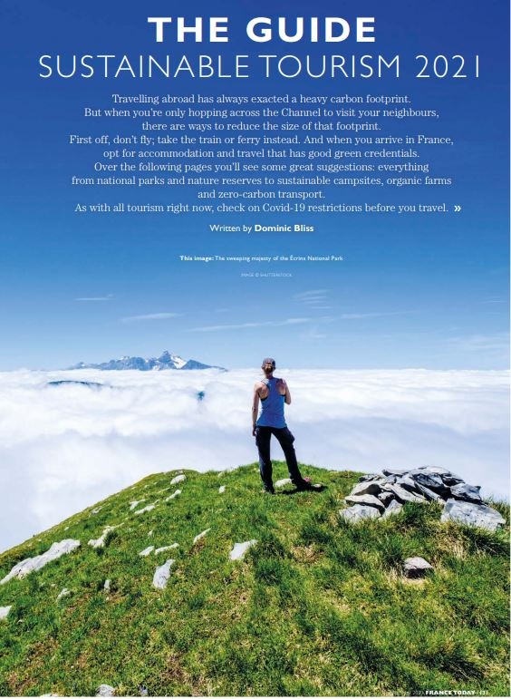 Eco tourism front cover