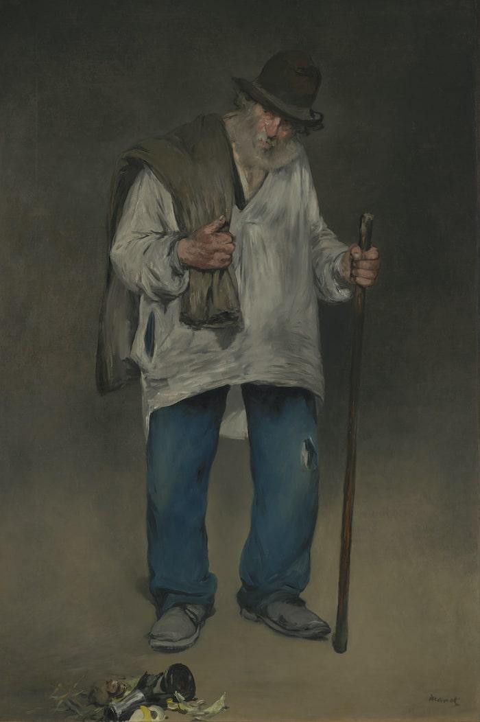 The Ragpicker, c. 1865-1870