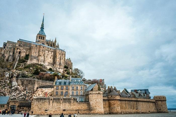 Normandy.