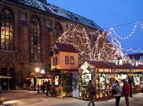 Alsace Christmas market