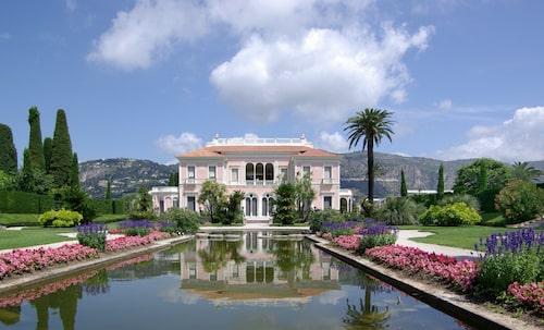 Villa in France.